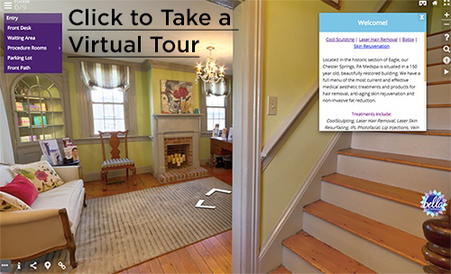 chester springs, PA virtual tour